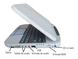 Mini Laptop Touch Meebox 10.1, 2gb A Meses Sin Intereses