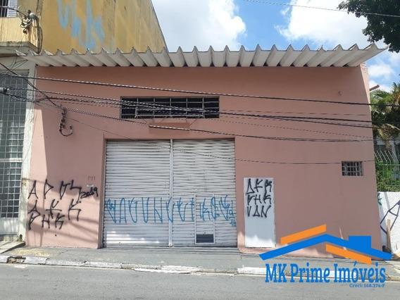 Galpão 400 M² - Jaguaribe - Osasco - 1012