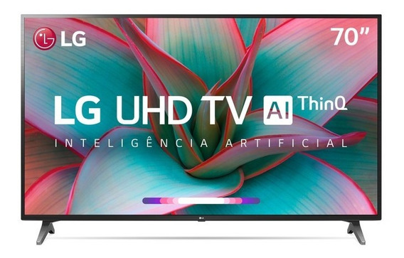 Smart Tv LG 70 4k Uhd Wifi Bluetooth Hdr C/ Smart Magic