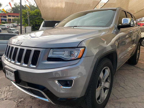 Imagen 1 de 15 de Jeep Grand Cherokee 5.7 Limited V8 At 2015