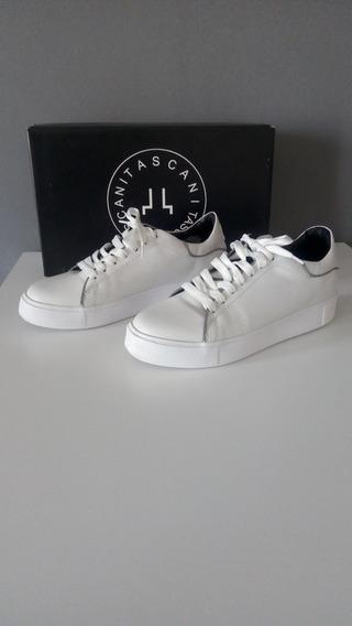 Zapatillas Tascani Frixo Blanco