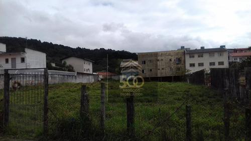 Te0026 - Terreno De 1.832m² No Bairro Nossa Senhora Do Rosário - São José/sc - Te0026