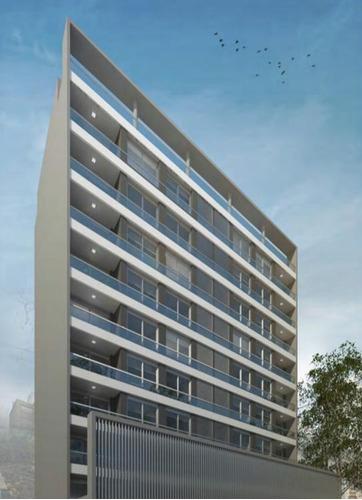 Imagen 1 de 21 de Apartamento En Venta De 2 Dormitorios A Estrenar En Cordón Con Cochera | Piso 6 Al Frente | Con Renta