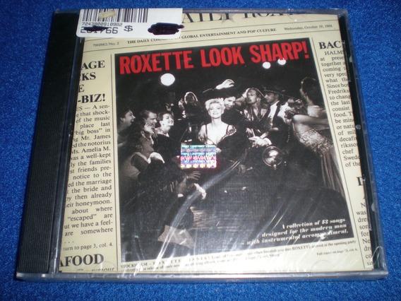 Roxette / Look Sharp Cd Nuevo Cerrado Ind Arg C49