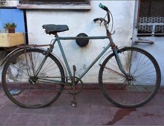 Bicicleta Antigua De Hombre Rod 28