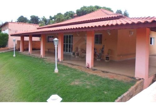 Chácara Residencial À Venda, Condomínio Terras De Itaici, Indaiatuba - Ch0011. - Ch0011