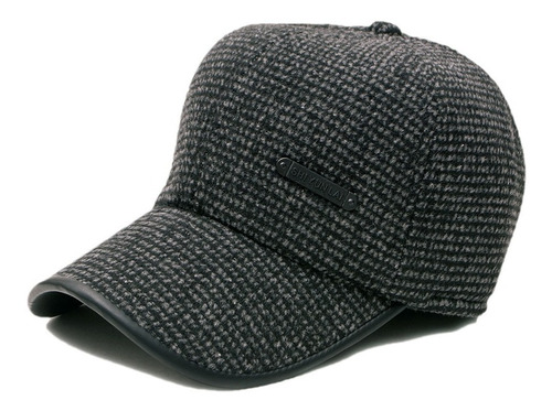 Gorra Cubre Oreja Golf Beisbol Cachucha Hombre Mujer New Cap