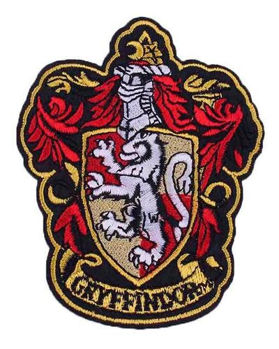 Parche Insignia Harry Potter Hogwarts Gryffindor