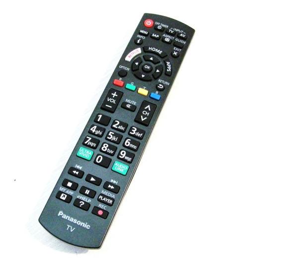 Controle Panasonic Tc-49fx600b Tc-55fx600b Tc-65fx600b Orig.