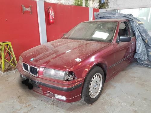 Bmw Serie 3 2.0 318is Sedan 1992