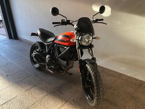 Ducati Scrambler Sixty Two 400
