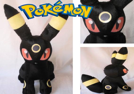 Pelúcia Umbreon Pokemon + Brinde Surpresa