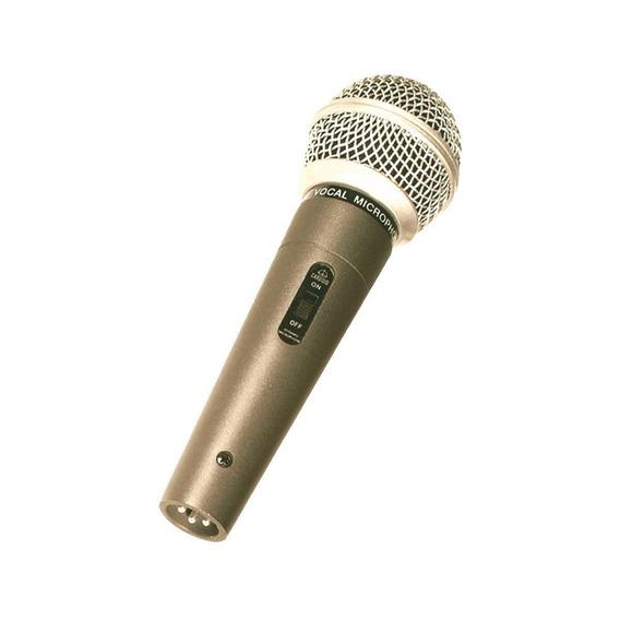 Microfone C/ Fio De Mão Dinâmico - Dm 1200 Yoga