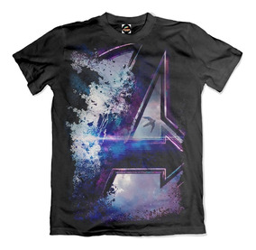Camisa Camiseta Vingadores Endgame Avengers Stamp For All