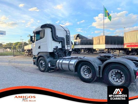 Cavalo Mecânico R 440 Scania 2014