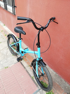 Bici Plegable Legnano R16 Niño Bicisnachorestauraciones