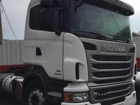 Scania R 440 6x4 Bug Leve Susp Pneumatica 2013/2013 (vt)