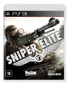 Sniper Elite V2 (mídia Física) Ps3 (novo)