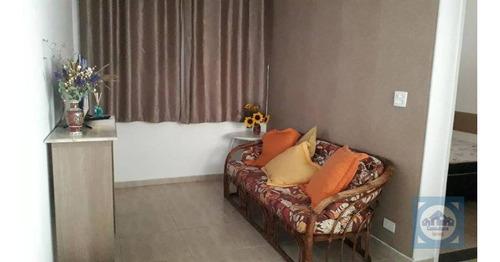 Apartamento Com 3 Dormitórios À Venda, 90 M² Por R$ 318.000,00 - Itararé - São Vicente/sp - Ap4419