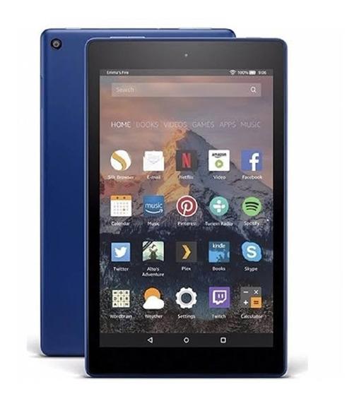 Tablet Amazon Kindle Fire Hd8 16gb 8ª Geração Alexa - Novo