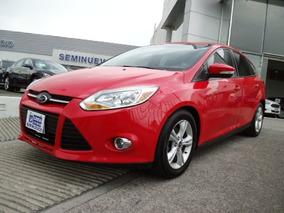 Ford Focus Se 5-ptas At 2014 Seminuevos