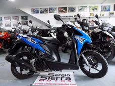Honda Click125i Azul 2017