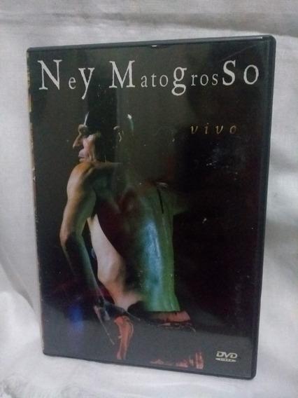 Dvd Ney Matogrosso Vivo