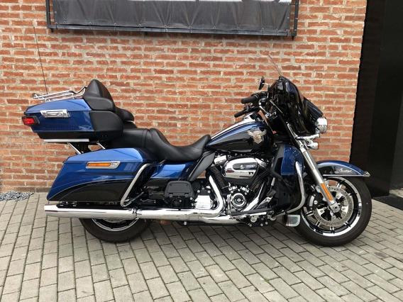 Harley Davidson Electra Glide Ultra Limited 2018