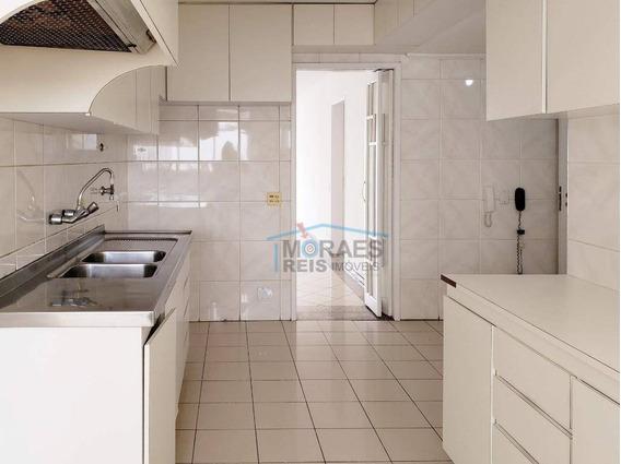 Apartamento Com 4 Dormitórios À Venda, 16602 M² Por R$ 1.500.000 - Brooklin - São Paulo/sp - Ap13671