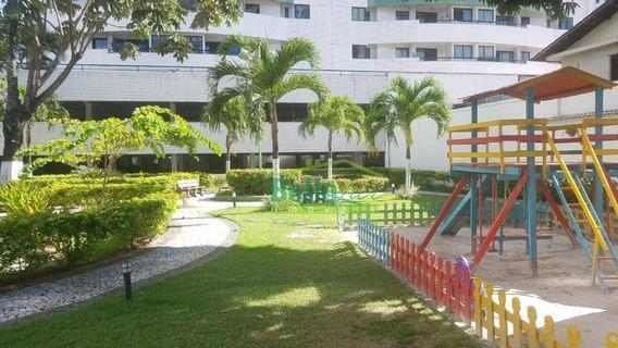 Apartamento Para Alugar, 105 M² Por R$ 1.800,00/mês - Rosarinho - Recife/pe - Ap1431