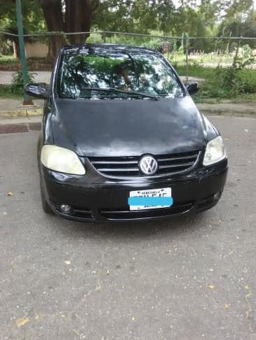 Volkswagen Fox 2007 139.000km