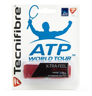 Cushion Grip Tecnifibre X-tra Feel Vermelho - 1.9mm