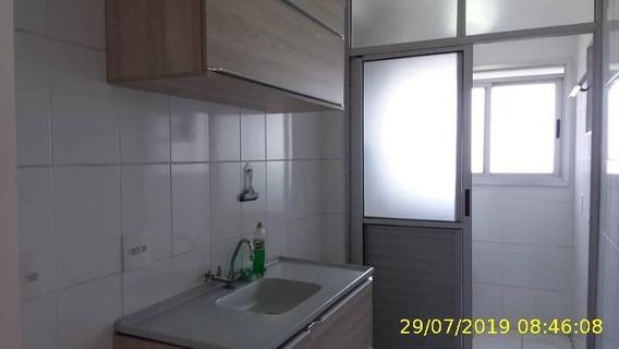 Apartamento Com 2 Dormitórios Para Alugar, 55 M² Por R$ 1.100/mês - Parque Cecap - Guarulhos/sp - Ap1734