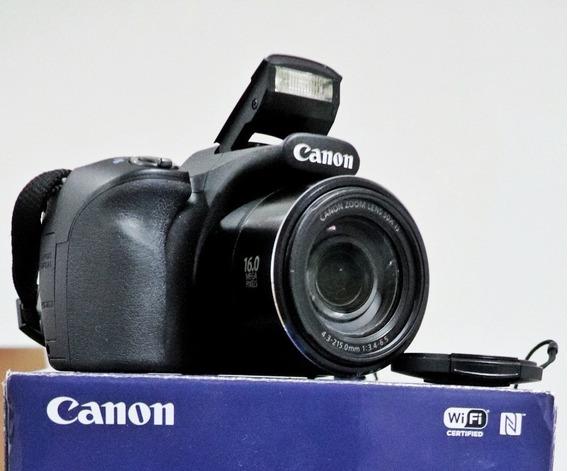 Máquina Fotográfica Canon Powershot Sx530 Hs