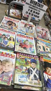 Revistas(maestra Jardinera,primera Y Segundo Ciclo) 3x$100