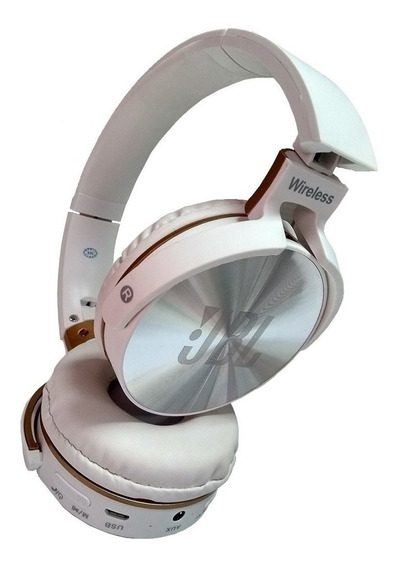 Headphone Fone De Ouvido Bluetooth Jb950 Sd/fm/p2 Incluso P2