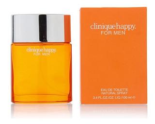 Perfume Happy Para Hombre De Clinique Cologne 100 Ml