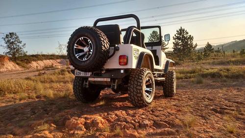 Jeep Cj5 Renegade