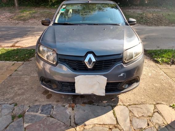 Renault Logan Autentique 1.6 2015 Con Gnc