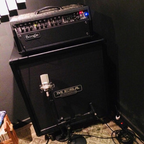 Mesa Boogie Mark V Head 90w + 4x12 (oversized Reta V30)