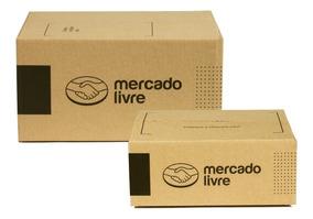150 Caixas De Papelão Mercado Envios - Kit (pp/p)