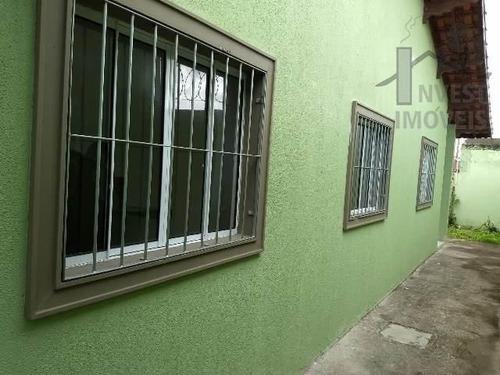 Cod 4805 - Ótima Casa No Litoral ( Mongaguá) - 4805