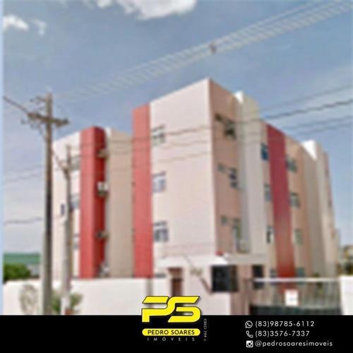 Apartamento Com 2 Dormitórios À Venda, 62 M² Por R$ 99.000 - Paredões - Mossoró/rn - Ap3563