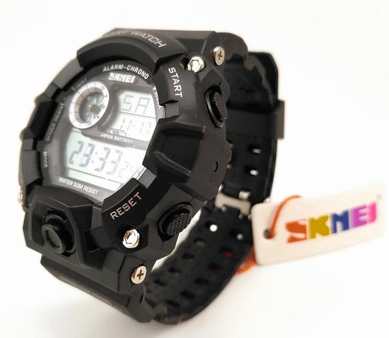 Relógio Skmei Kit 2 Und À Prova D