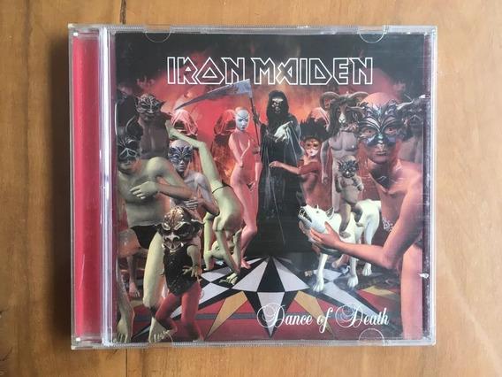 Cd Iron Maiden Dance Of Death - Frete 10,00