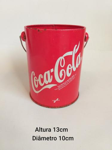 Balde Da Coca Cola 1998