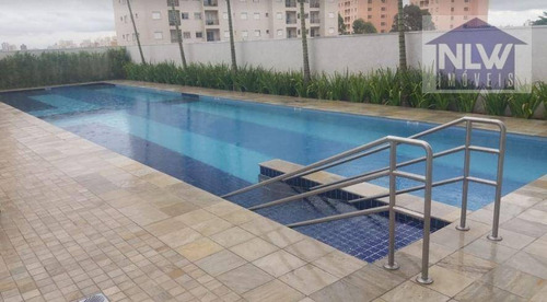 Apartamento Com 2 Dormitórios À Venda, 47 M² Por R$ 315.000,00 - Vila Nova Cachoeirinha - São Paulo/sp - Ap2190