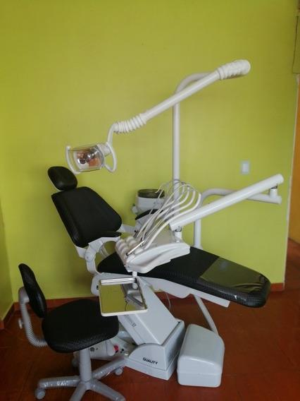 Unidad Estomatologica Dental Escupidera Lámpara Eyector