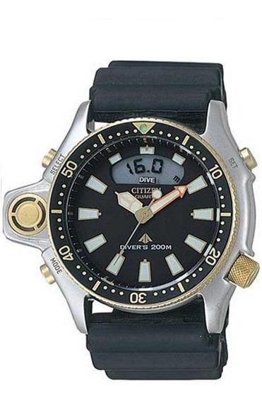 Relógio Citizen Masculino Aqualand Jp2004-07e Tz10137p Serie