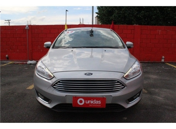 Ford Focus 2.0 Titanium Fastback 16v Flex 4p Powershift